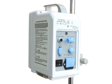 Volumetric Infusion Pump 3